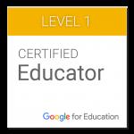 Google認定教育者レベル1